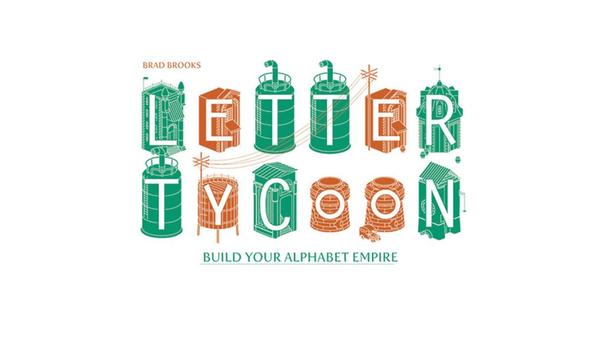 logo du jeu Letter Tycoon édité chez Breaking Games